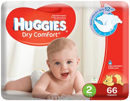 Huggies Dry Comfort
