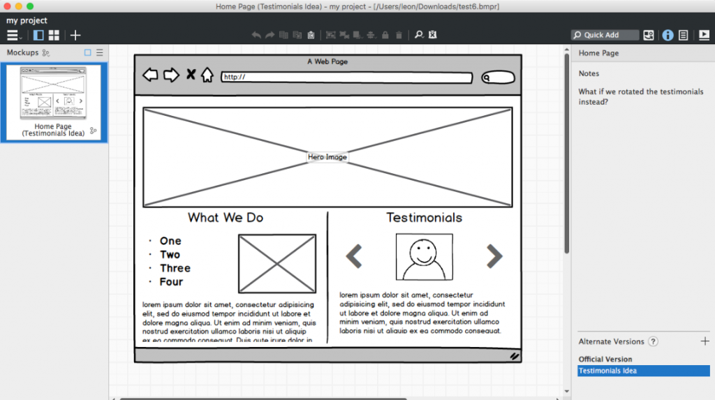 Learn new skills with Balsamiq