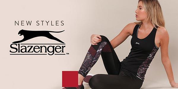 Get The Label Slazenger promo for women