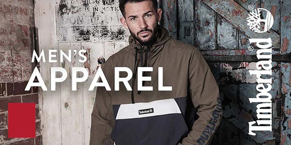 Get The Label Timberland promo for men