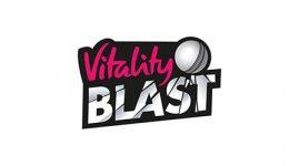 Vitality T20 Blast Logo